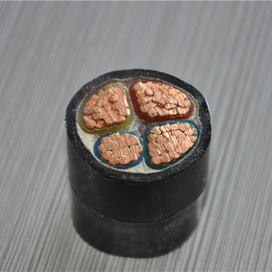 Fire resistence and low smoke zero halogen cable pvc sheath xlpe insulation power cable