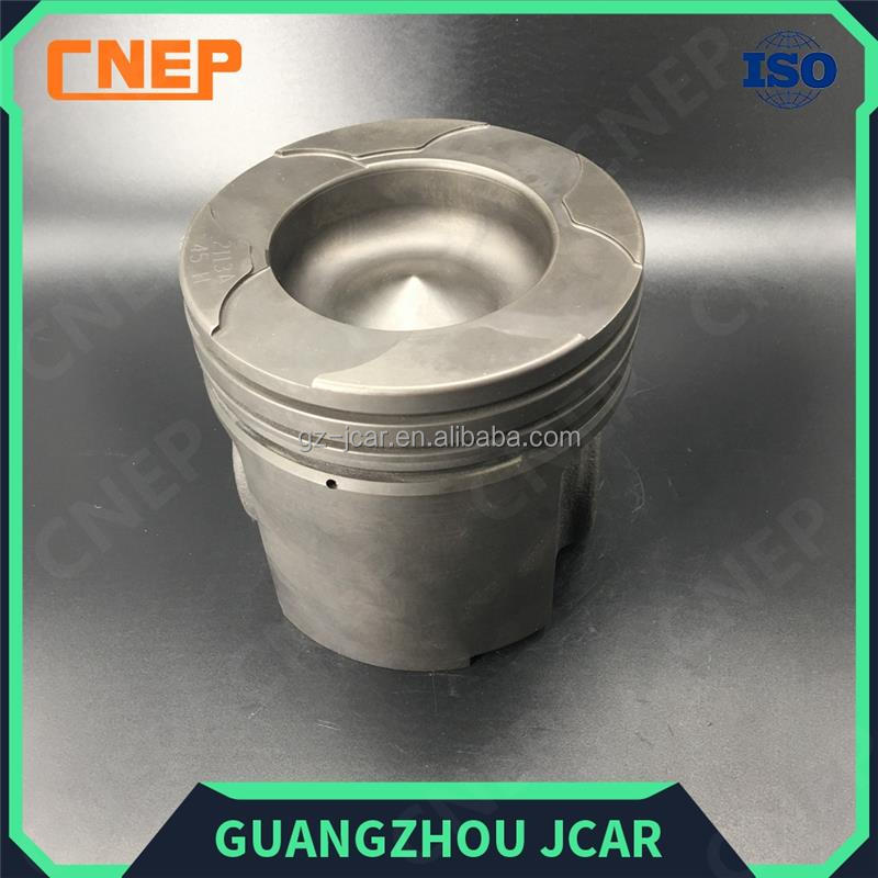 Top Selling japanese used komatsu engine parts 6D125 piston for komatsu excavator