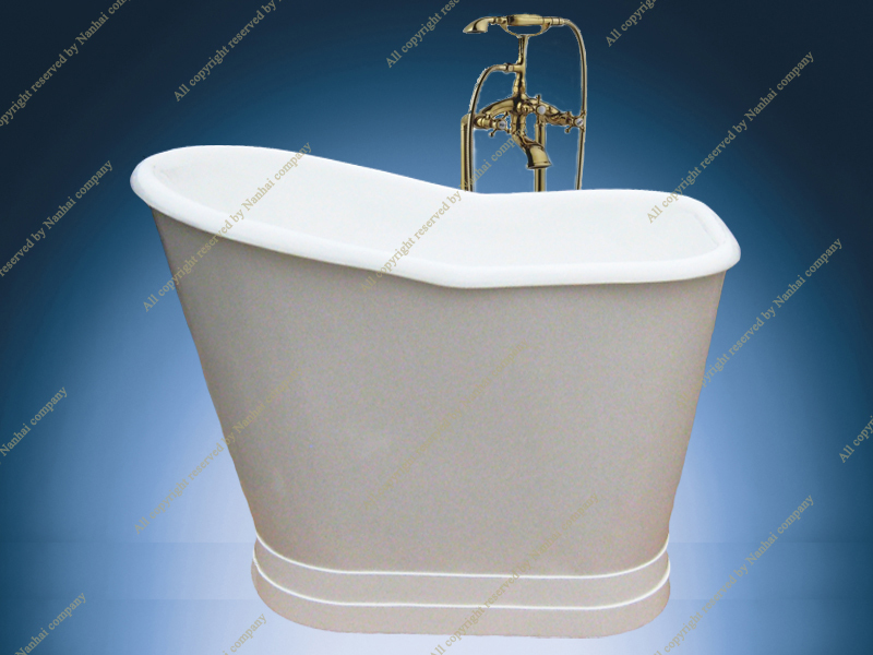 baby used small clawfoot cast iron bathtub freestanding cast iron bath tub for sale nh 1021 1. Black Bedroom Furniture Sets. Home Design Ideas