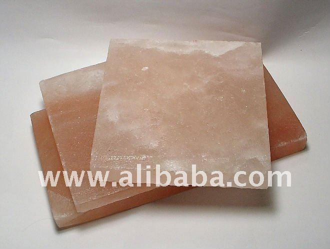 Himalayan Salt Tiles for Sauna, Salt Room