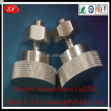 Custom thread screw,aluminium screw caps,screw bolt in Guangdong