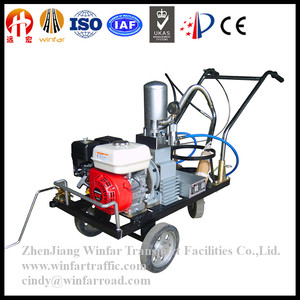line striper Hand-push Cold Paint Road Marking Machine