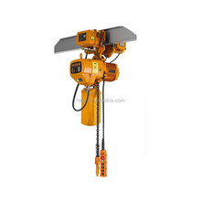 1 ton construction lift Nitchi electric chain hoist 1 ton