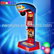 Simulator Sport Ultimate Big Punch Redemption machine, Bruce Lee Boxing Coin Operated Games NF-P22