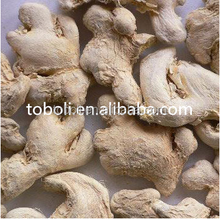 Chinese good quality organic dried ginger flakes