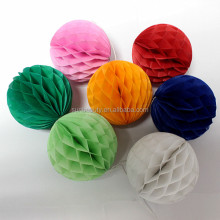 Most Popular Tissue Paper Honeycomb Ball