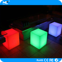 Home Garden Led Outdoor Light Cube