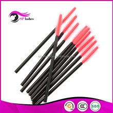 2016 New 50 Pcs Hot Eyelash Brushes Disposable Mascara Make up One-off Brush for eyelash extensions