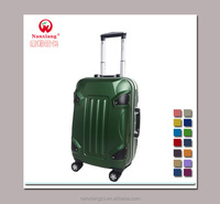high quality,cabin size, airplane wheels ,ABS+PC aluminum frame travel luggage