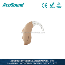AcoSound Acomate 420 BTE digital cheap hearing aid with bluetooth