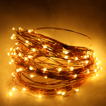 Wholesale Christmas Holiday Lighting 5m Length Outdoor LED String Lights