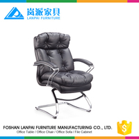 Ergonomic computer game chair visitor office leather chair P01C