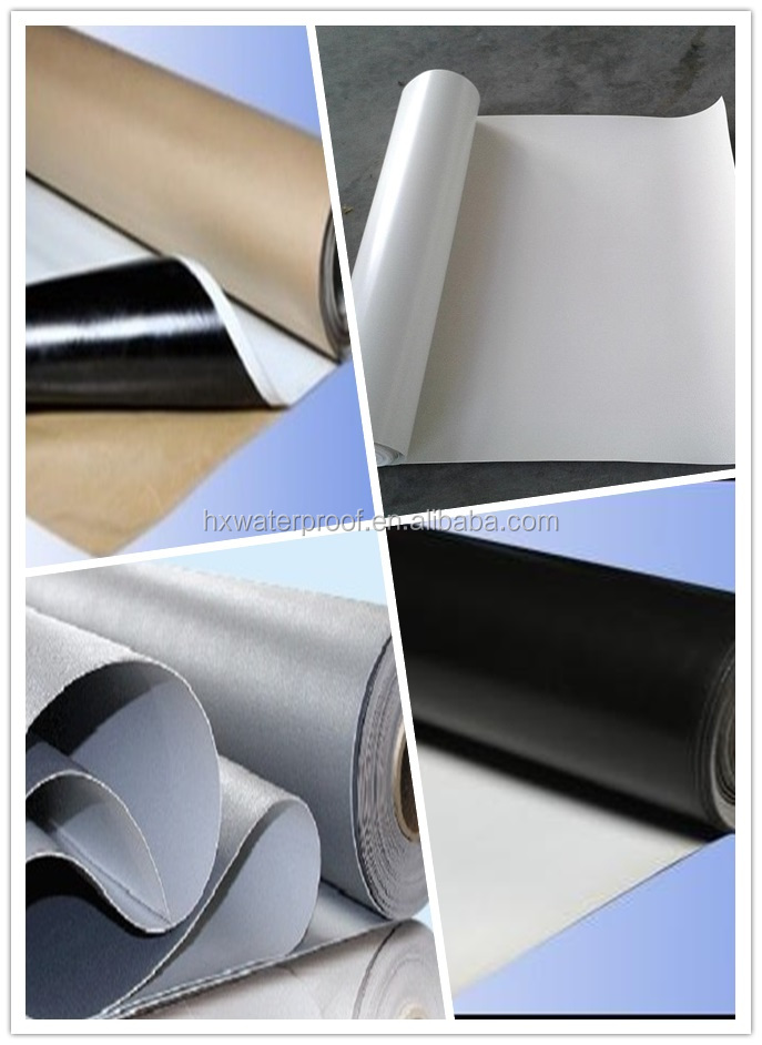 Professional TPO waterproof membrane material with best quality&cheap price