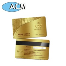 Low MOQs Hot Cake Cheap Plastic Pvc Metal Elegant Business <strong>Card</strong> Blank with Customize Logo