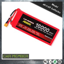 Car Member Factory Direct Very Competitive Price 3.7v 1500mah rc helicopter battery for rc dragonfly helicopter