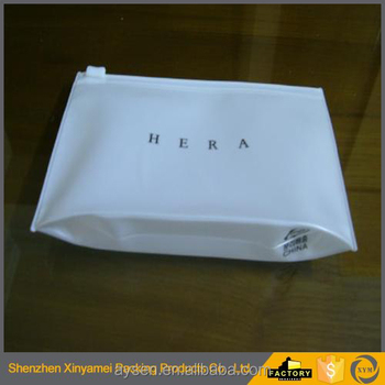 white vinyl cosmetic packaging zipper pvc bag,all kinds of clear vinyl pvc zipper blanket storage bag manufacturer, vinyl bags