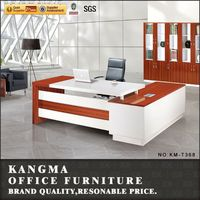 inexpensive price modular office custom made wood furniture