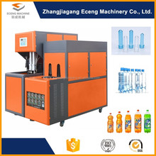 semi auto small plastic blow molding machine high speed professional manufacturer