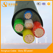 XLPE Insulation Material and Home/Industry/Railway/Construction Application Power Cable