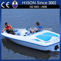 Hison factory direct cruise ships for sale small speed boats