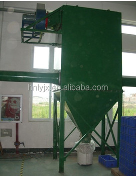 Dust Collector bag filter in 300T soybean flour milling Project