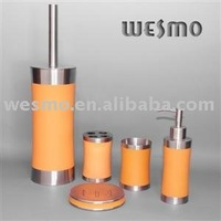 Rubber oil painting stainless steel bathroom accessories