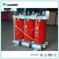 IEC SCB series 6kv 10kv 11kv dry type transformer with heat withstand