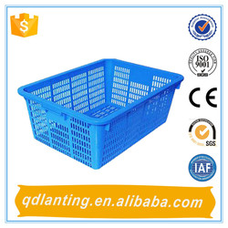 hot fruits and vegetables plastic crate