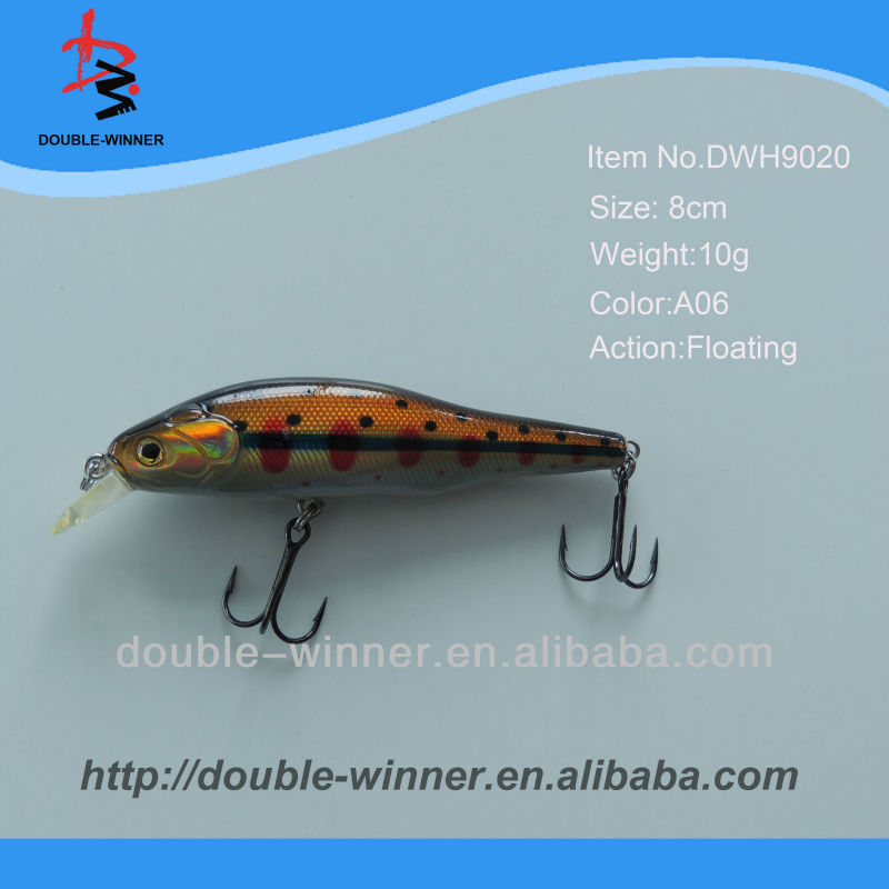 Fishing lure Jackall lures