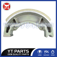 AX100 Brake Shoes For Japanese Motorcycles For Indian Market