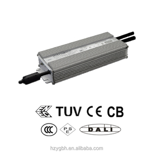 EUD-320SxxxBV Inventronics High Power Programmable Dimmable DALI LED Driver 300watts 250W-320W IP67 LED Power Supply ENEC KS PSE
