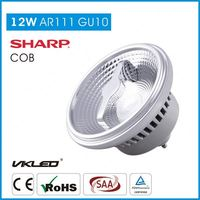 Rohs led lamp AR111 dimmable 2700K ar 111 15W Osram Replacement LED Grille Light
