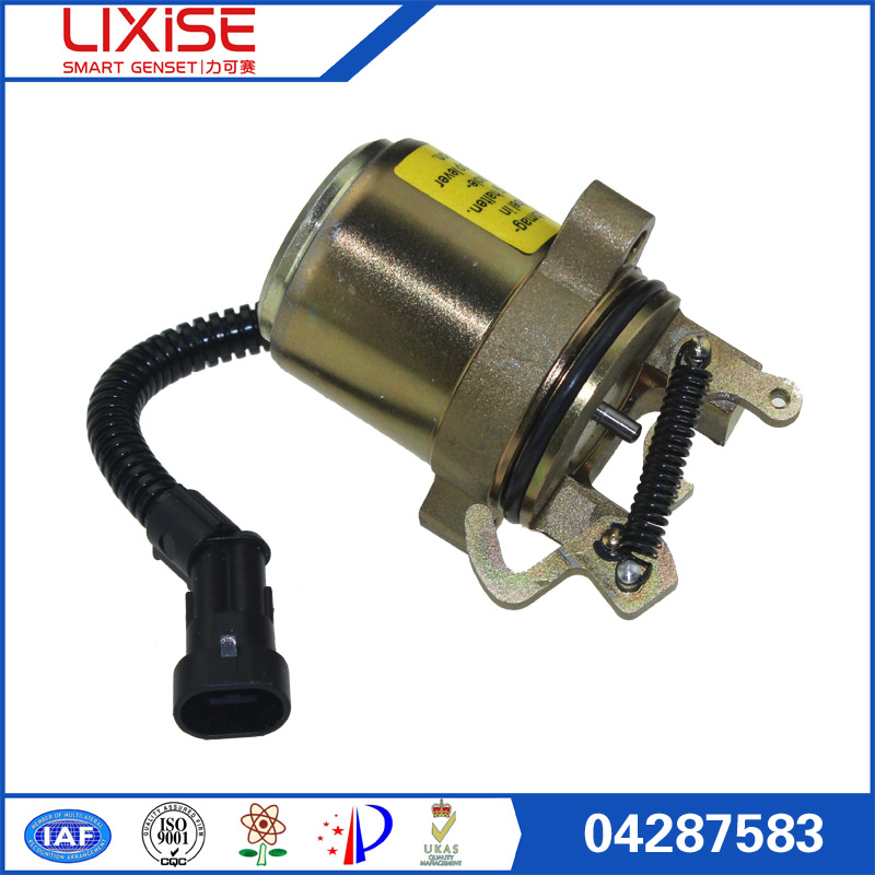 04287583 engine parts for deutz automatic solenoid valve