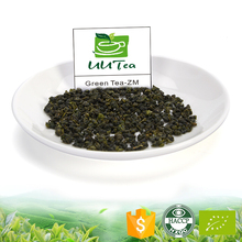 High grade China green tea pearl wholesale weight loss tea for anti-aging