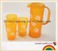 plastic jup and cup drinking for family