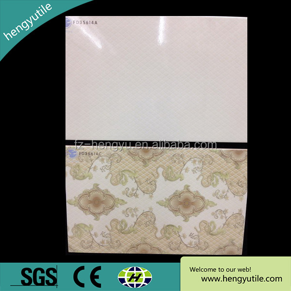 250X400 cheapest hot sales bathroom ceramic tiles whole seller in China