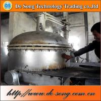 High efficiency electric DC ARC Furnace (EAF)