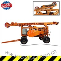 High Quality Cable Percussion Borehole Water Well Drilling Rig Price