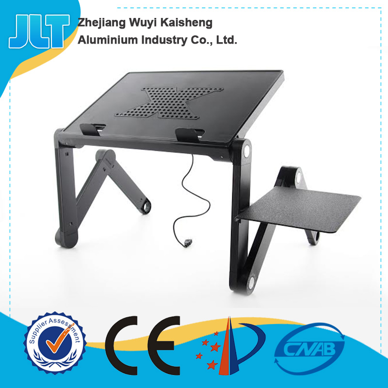 Hot sale factory price cheapest popular office portable foldable adjustable small laptop bed table