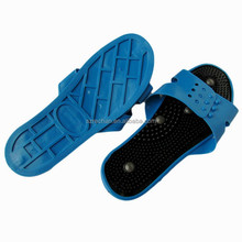 Factory price magnetic massager slipper alive and relax 2 in 1 foot massager slipper with CE&RoHS approval