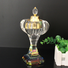 Wholesale k9 crystal incense & aroma burner &oil burner
