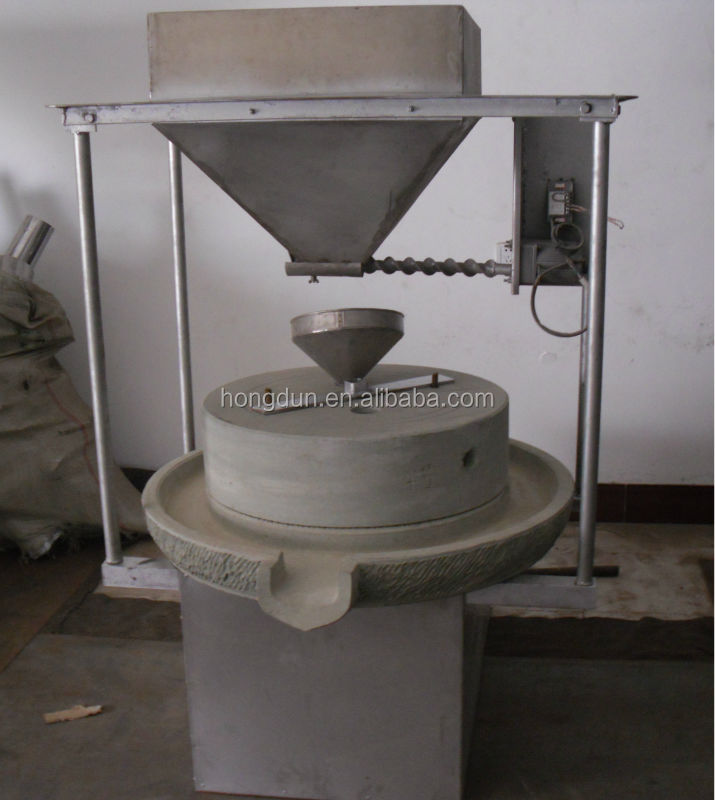 Complete rice stone mill grinder with best price