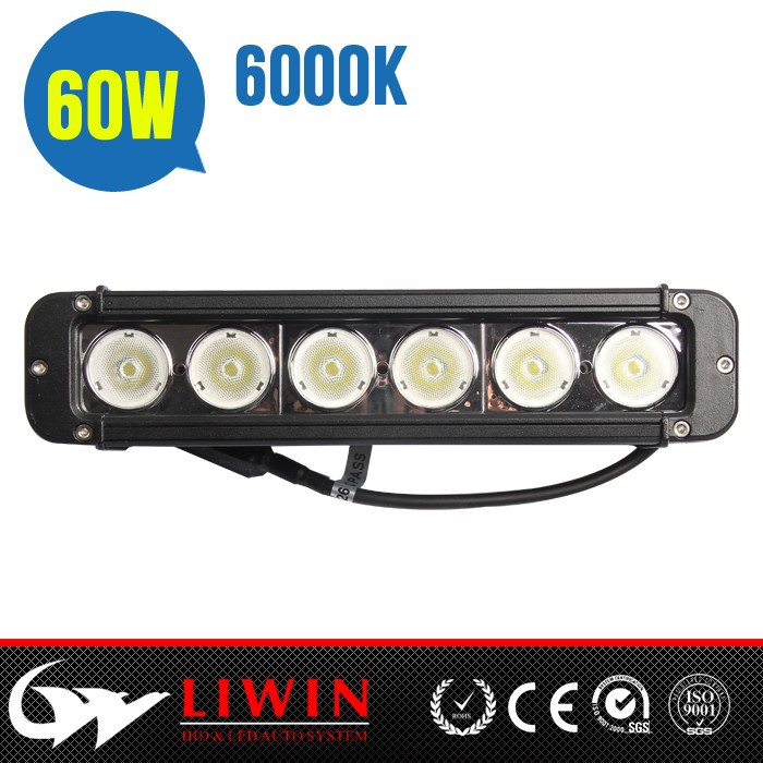 LW 2015 super bright led driving light bars L6-60w for motorcycle ATV tractor lamp tractor light switch