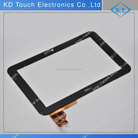 Customized Sensitive multi-touch capacitive lcd touch screen with Controller