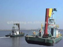 Barge Vessel for Oil and Water