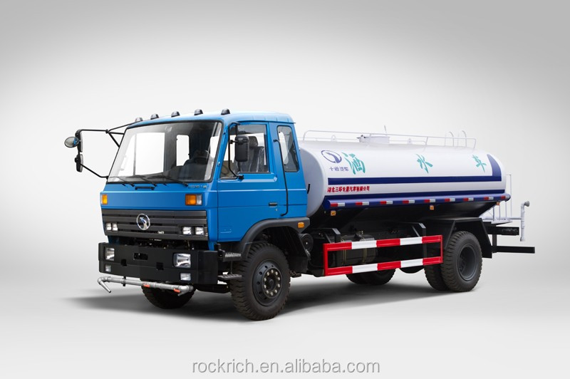 Cheap price Sitom diesel fuel 8 CBM tanker water truck for sale