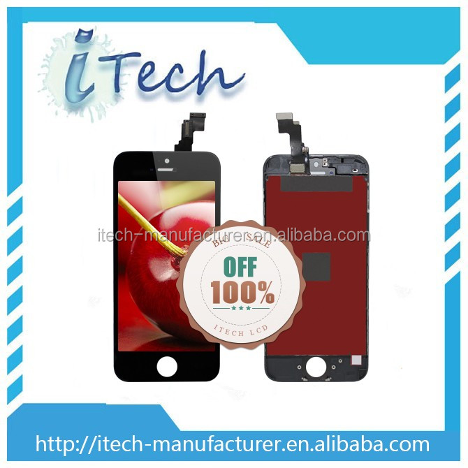 Cherry mobile touch screen phones for iphone 5c,for iphone 5c lcd touch screen,chinese for iphone 5c screen