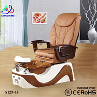 2015 new pedicure salon chair manicure pedicure spa massage chair black spa pedicure chairs