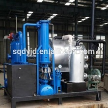 Environmental Plant Pyrolysis Machinery Refining Tyre Waste/Plastic Waste/Rubber Waste