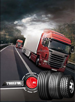 Tuneful Brand Truck&Bus tire Good quality Discount tire 1200R20